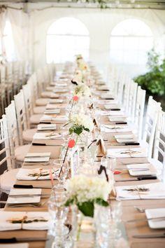 long table