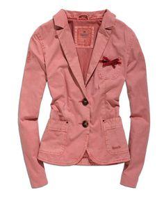 Look what I found on #zulily! Smoke Rose Embroidered Bow Blazer #zulilyfinds