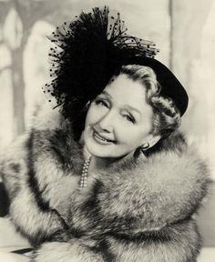 Hedda Hopper ~   My Love Of Old Hollywood