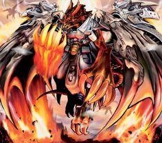 Bolshack Dragon-Duel Masters artwork