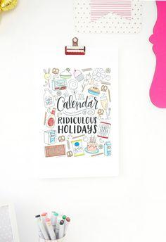 Free Printable Coloring Calendar   damask love