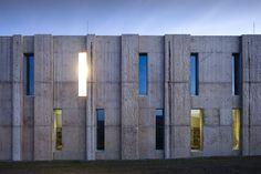 Museu de Arte e Arqueologia do Vale do Côa, Portugal / Camilo Rebelo e Tiago Pimentel Architects