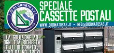 F.lli Di Donato | Speciale Cassette Postali: la soluzione ad ogni TUA richiesta!