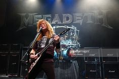 Dave Mustaine of Megadeth performs live at Revolution October 3, 2007 in Ft Lauderdale, Florida.