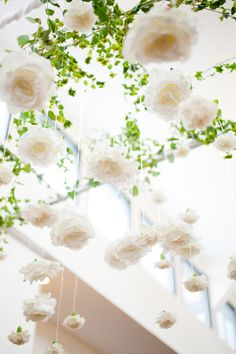unique-wedding-chuppah - so lovely for a romantic garden wedding :) Wedding Chuppah, Wedding Ceremony, Wedding Arches, Outdoor Ceremony, Modern Minimalist Wedding, Unique Weddings, Jewish Weddings, Floral Curtains, Wedding Designs