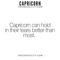why are capricorns so difficult