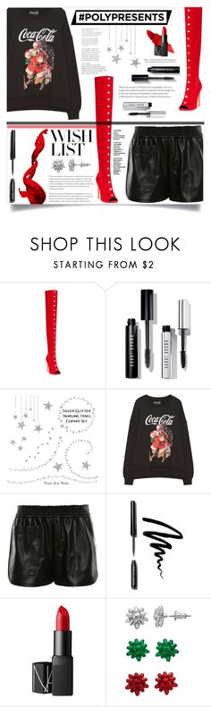"""#PolyPresents: Wish List.-A"" by amar-maya ❤ liked on Polyvore featuring Bobbi Brown Cosmetics, STELLA McCARTNEY, NARS Cosmetics, contestentry, polyPresents and amarmaya"