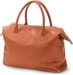 Leather Bag - Manufactum