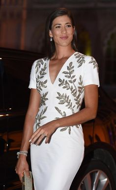 Garbine Muguruza admits she wants to dance with Roger Federer at the Champions Dinner