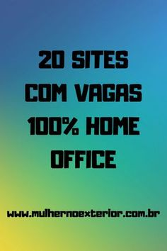 Vagas home Office Online Cash, Online Work, Internet Money, Blog Planner, Financial Tips, Work From Home Jobs, Marketing Digital, Extra Money, Business Marketing
