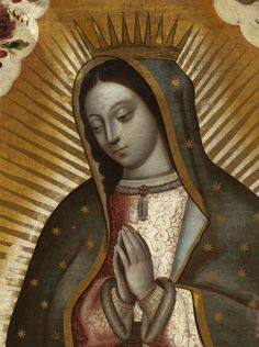Virgin of Guadalupe (La Virgen de Guadalupe) | LACMA Collections