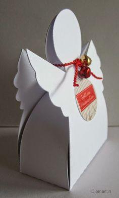 Diamantin´s Hobbywelt: Projekt mit Ferrero - Rocher-Engel: