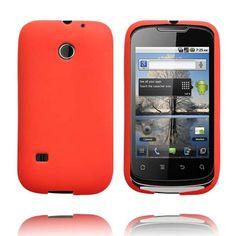 Soft Shell (Rød) Huawei Sonic Deksel