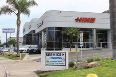 John_Hine_Mazda_San Diego_Car Dealerships_Service Entrance Sign 1
