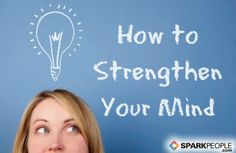 Working out isn't just for strengthening muscles. Put on your thinking cap�it's time to beef up your brain! via @SparkPeople