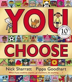 You Choose! by Pippa Goodhart, http://www.amazon.co.uk/dp/0552547085/ref=cm_sw_r_pi_dp_k-P-rb1XKMPND