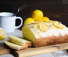 Κέικ λεμόνι με σιρόπι | Συνταγή | Argiro.gr