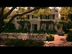 "One of my favorite movie houses, from ""Father of the Bride"""