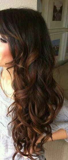 My hair is not nearly this long but I am finding some killer tutorials on curls.