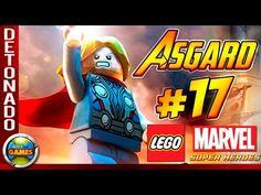 LEGO Marvel Super Heroes Parte #17 - Recepção Gelada - Walkthrough
