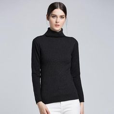 Pullover O-Neck Sweater Blouse for Women. Winter SweatersChristmas  SweatersBlouses For WomenSweaters For WomenKnit ShirtAutumn ... 0edda4573