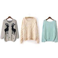 Sweaters ♥