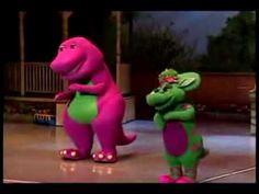 Barney Spanish Clip #9
