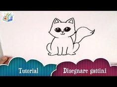 Tutorial: come disegnare gattini