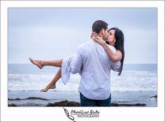 Oceanside, San Diego Engagement Photo