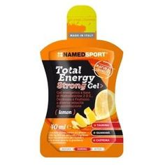 named spa Total Energy Strong Gel 40 ml a soli 1,35€