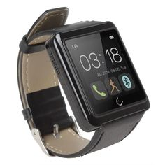 61.40$  Buy now - http://alibgd.worldwells.pw/go.php?t=32612484566 - New U10 U Watch Waterproof Bluetooth Smart Android Watch Bracelet Anti-lost For Android Phones Samsung LG HTC Xiaomi Huawei