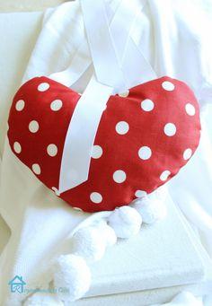 Remodelando la Casa: A Valentine's Day Heart