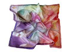 Áldás selyemkendő szép színátmenetekkel: http://silkyway.hu/aldas-selyem-kendok-90-90.html