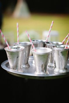 we'll probably need some mint julep cups. yes, need.