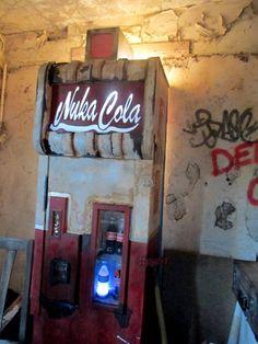 Fallout | Nuka Cola Machine