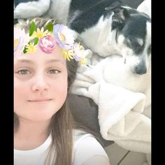"""11 Likes, 1 Comments - @keryn_awesome on Instagram: """"#fun with my dog"""""""