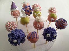 Cakepops (glutenvrij)
