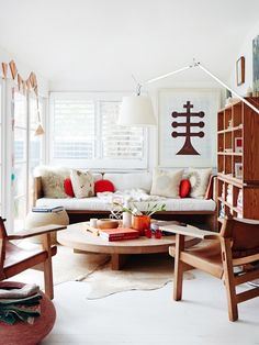 Mark and Louella Tuckey are known for pulling together rooms that are at once…
