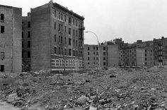 Melrose ~ The South Bronx at it's worst ~ c. 1970's