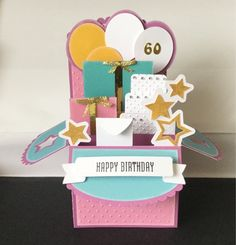 This Gift Bag Svg File Is Part Of The Birthday Kit From Svgcuts Com