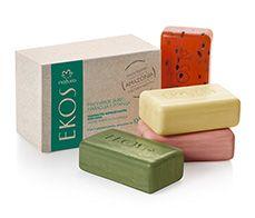 Cupom para divulgar: EKOSREFRESCANTE Seu cliente ganha uma caixa de Sabonetes em Barra Puro Vegetal Ekos Refrescante Sortidos, nas compras acima de R$ 120.