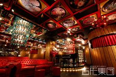 造形集団(ZOKEI-SYUDAN) - 創造(WORKS) 2011- Japanese Restaurant Interior, Chinese Interior, Chinese Restaurant, Restaurant Lounge, Restaurant Design, Room Interior, Interior And Exterior, Interior Design, Japanese Modern House