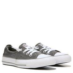 Chuck Taylor Shoreline Charcoal Distressed Womens Shoe