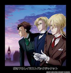 Anime Nerd, Manga Anime, Me Me Me Anime, Anime Love, Sherlock Holmes 3, James Moriarty, Anime Stories, Williams James, Patriots
