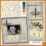 R2R Pixie Dust: The Chandelier Collection By Kerrianne On October 5, 2012 The Chandelier Collection is sure to give your layouts an elegant design.