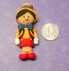 Image result for disney character sculpey ornaments