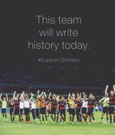 Fifa world cup 2014. Germany <3