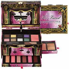 Too Faced World Domination Tour All Access Backstage Beauty Collection Regularly $42 USD now on sale for $34