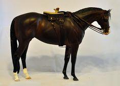 Huntseat Tack Huntseat Set owned and photographed by Erin Corbett, 2009 Huntseat saddle with number pocket pad, 2009 Snaffle b. Pony Saddle, Dressage Saddle, Breyer Horses, Horse Tack, Diy Horse Toys, Arabian Costume, Western Bridles, Saddle Pads, Gallery