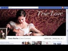 Creating A Great Profile On Facebook - by model Coco Rocha